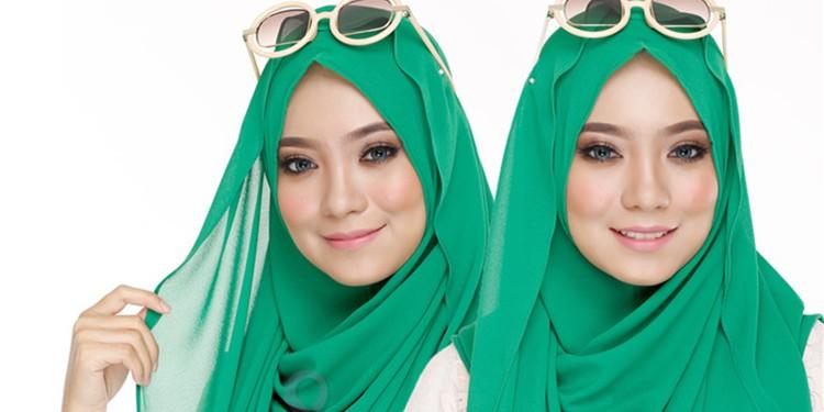 Tudung Panjang - Woman Online Magazine
