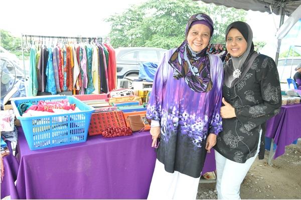 Usahanita Puan Raidzah Rohana dan Puan Maznah-Women Online Magazine ( WOM.my)