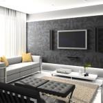 Ketahui Cara Memilih Wallpaper Ruang Tamu Untuk Kediaman Yang Tidak Luas
