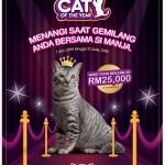 Jom Sertai Peraduan Kucing Kebangsaan Whiskas 2015