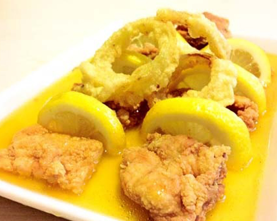 ayam masak lemon - wom.my
