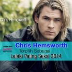 Chris Hemsworth Terpilih Sebagai Lelaki Paling Seksi 2014