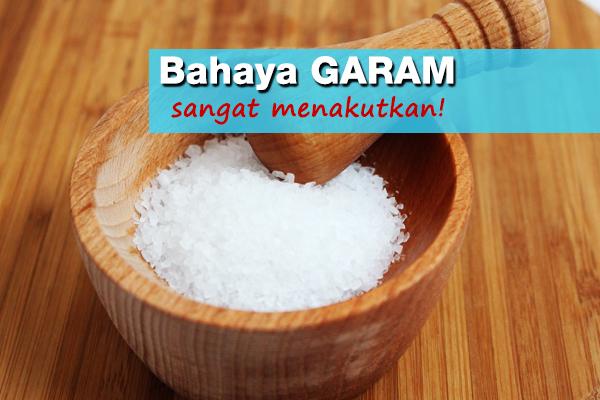 bahaya garam- Women Online Magazine