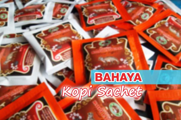 bahaya kopi sachet - women online magazine