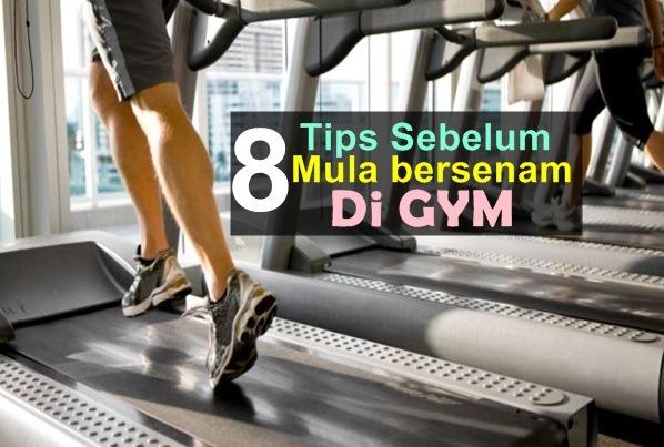 bersenam di gym- Women Online Magazine