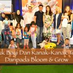 Produk Bayi Dan Kanak-Kanak Terkini Daripada Bloom & Grow