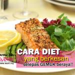 6 Cara Diet Yang Berkesan Selepas Raya