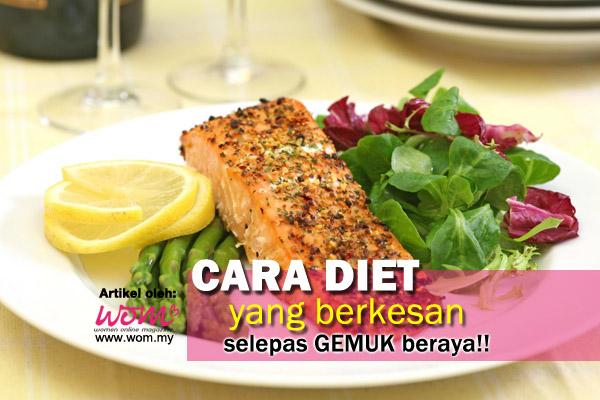 cara diet yang berkesan - women online magazine