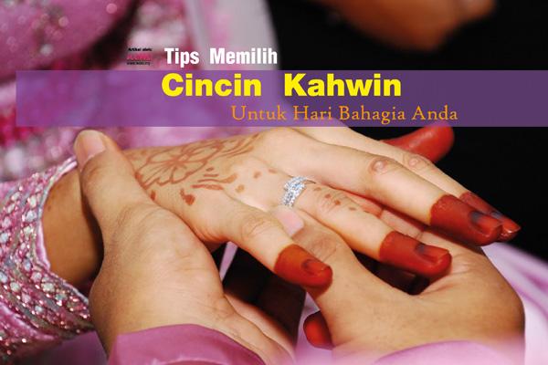 cincin kahwin - women online magazine