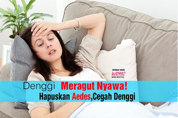 demam denggi - women online magazine