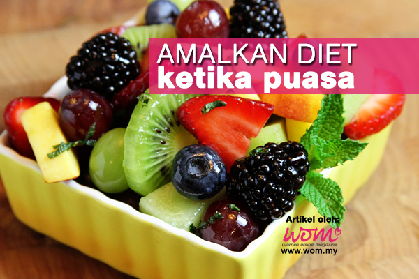 diet ketika puasa - women online magazine