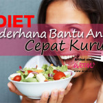 Cuba 7 Diet Sederhana Untuk Cepat Kurus
