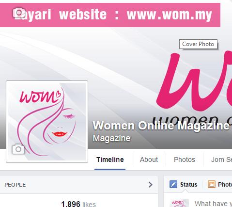 facebook women online magazine
