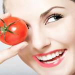 Lebih Cantik Dan Sihat Dengan Khasiat Tomato