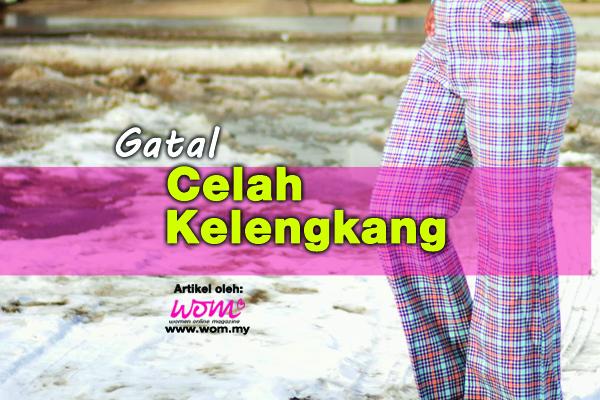 gatal celah kelangkang - women online magazine