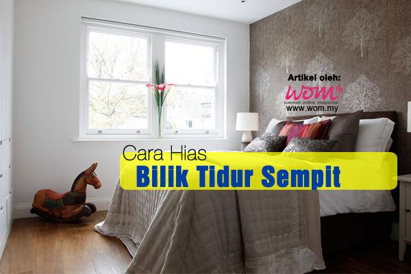 hias bilik tidur - women online magazine