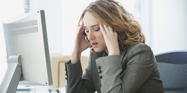 kesan stress - woman online magaine