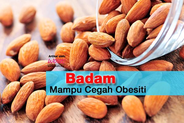 khasiat badam - women online magazine