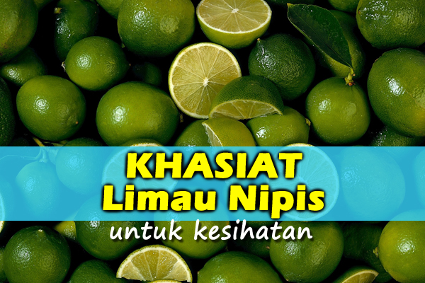 khasiat limau nipis - women online magazine