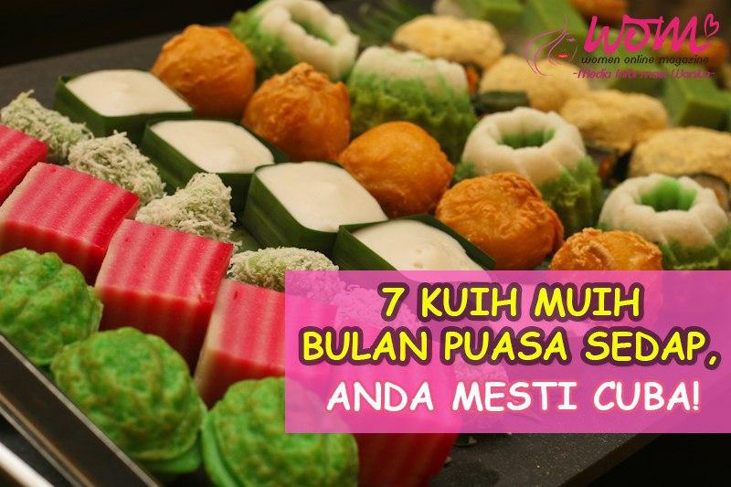 Kuih Muih Bulan Puasa Women Online Magazine