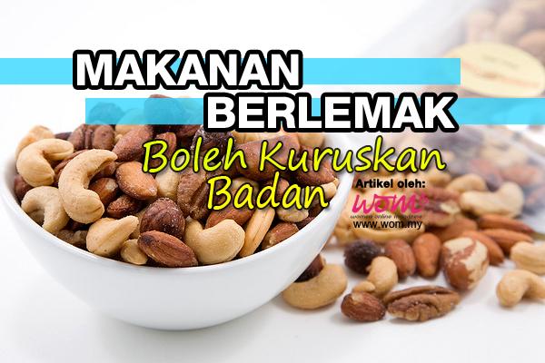makanan berlemak - women online magazine