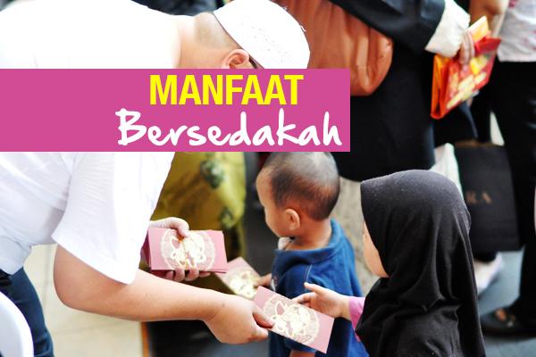 manfaat bersedekah - women online magazine