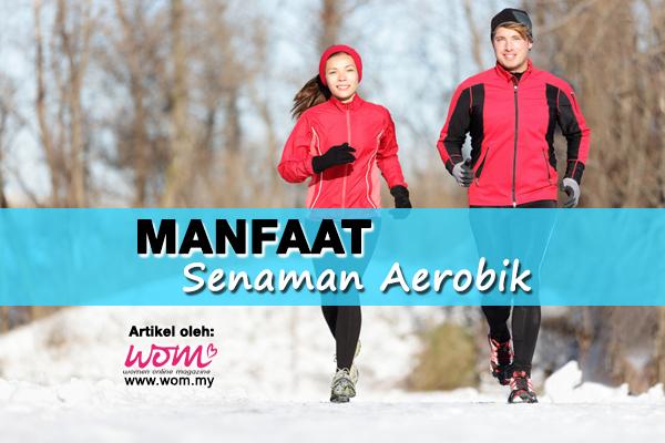 manfaat senaman aerobik - women online magazine