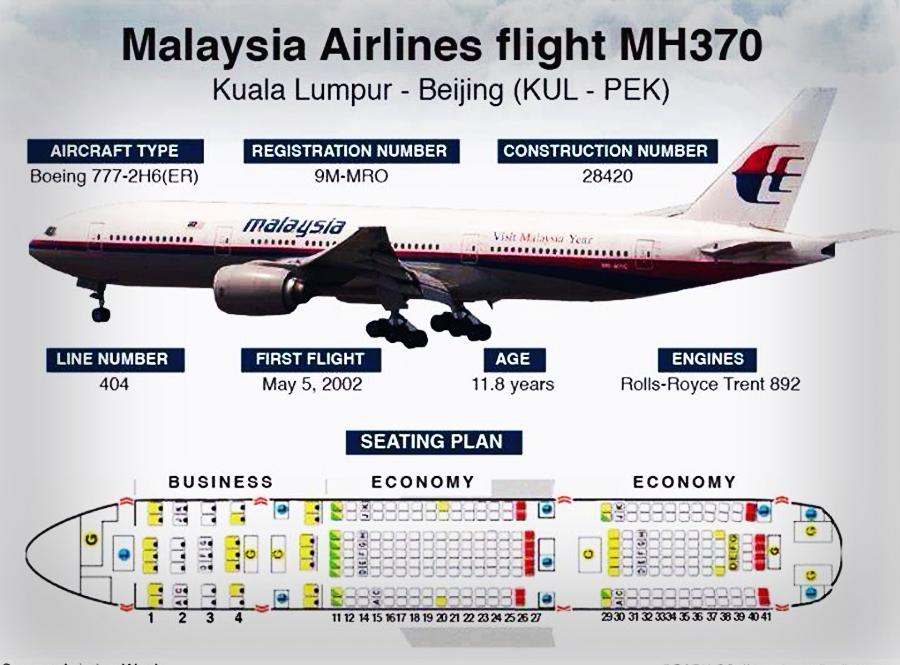 mas airline mh370-Women Online Magazine