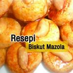 Resepi Biskut Kacang