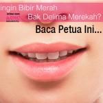 11 Petua Bibir Merah