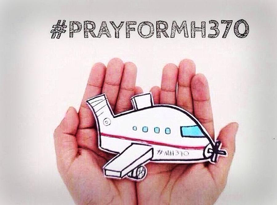pray for mh370-Women Online Magazine