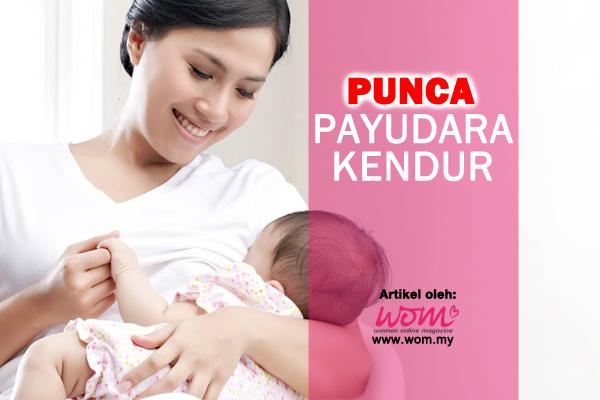 punca payudara kendur - women online magazine
