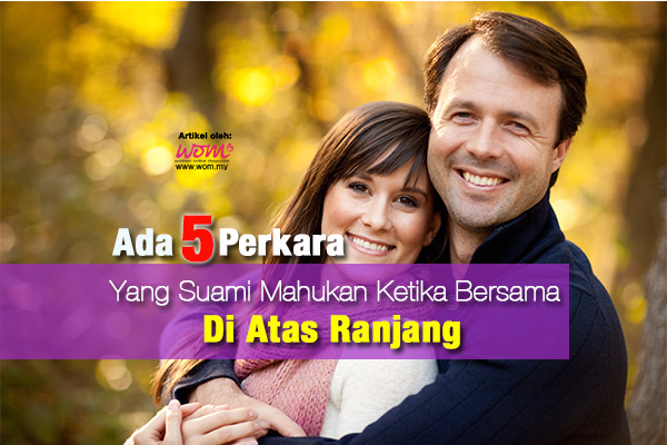 ranjang suami isteri - women online magazine