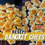 Resepi Bangkit Cheese Cair Di Mulut!