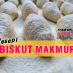 Resepi Biskut Makmur