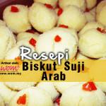 Biskut Suji Arab