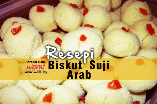 resepi biskut suji - women online magazine