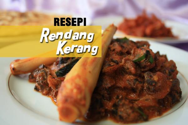 resepi rendang kerang - women online magazine
