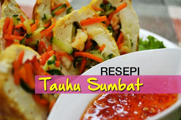 resepi tauhu sumbat - women online magazine