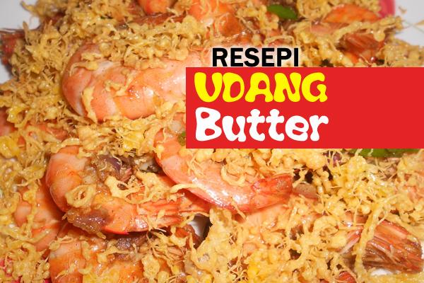 resepi udang butter - women online magazine