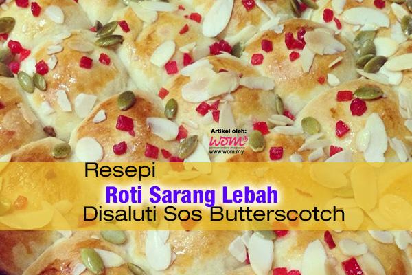 roti sarang lebah - women online magazine