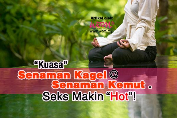 senaman kagel - women online magazine
