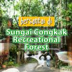Santai-Santai Hujung Minggu Di Sungai Congkak Recreational Forest