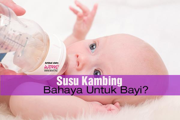 susu kambing bayi - women online magazine