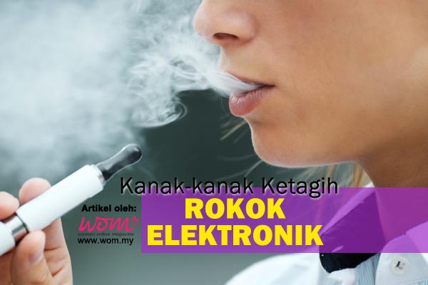 tak nak merokok - women online magazine
