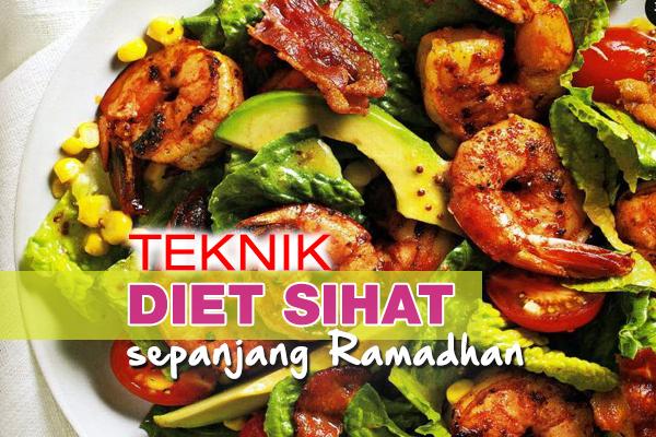 Makanan Sehat Saat Sahur dan Buka Versi Dokter di Abu Dhabi