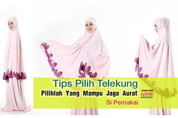telekung sembahyang - women online magazine