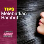 6 Tips Melebatkan Rambut