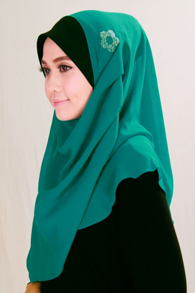 tudung instant - woman online magazine