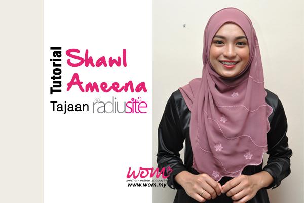 tutorial Shawl Ameena final